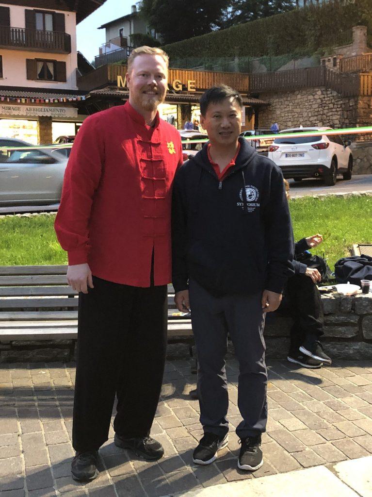 Master Yang Jun Tai Chi