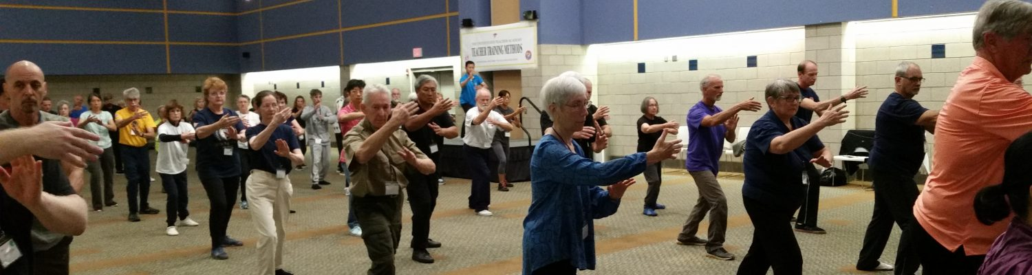 Photo courtesy of Yang Family Tai Chi